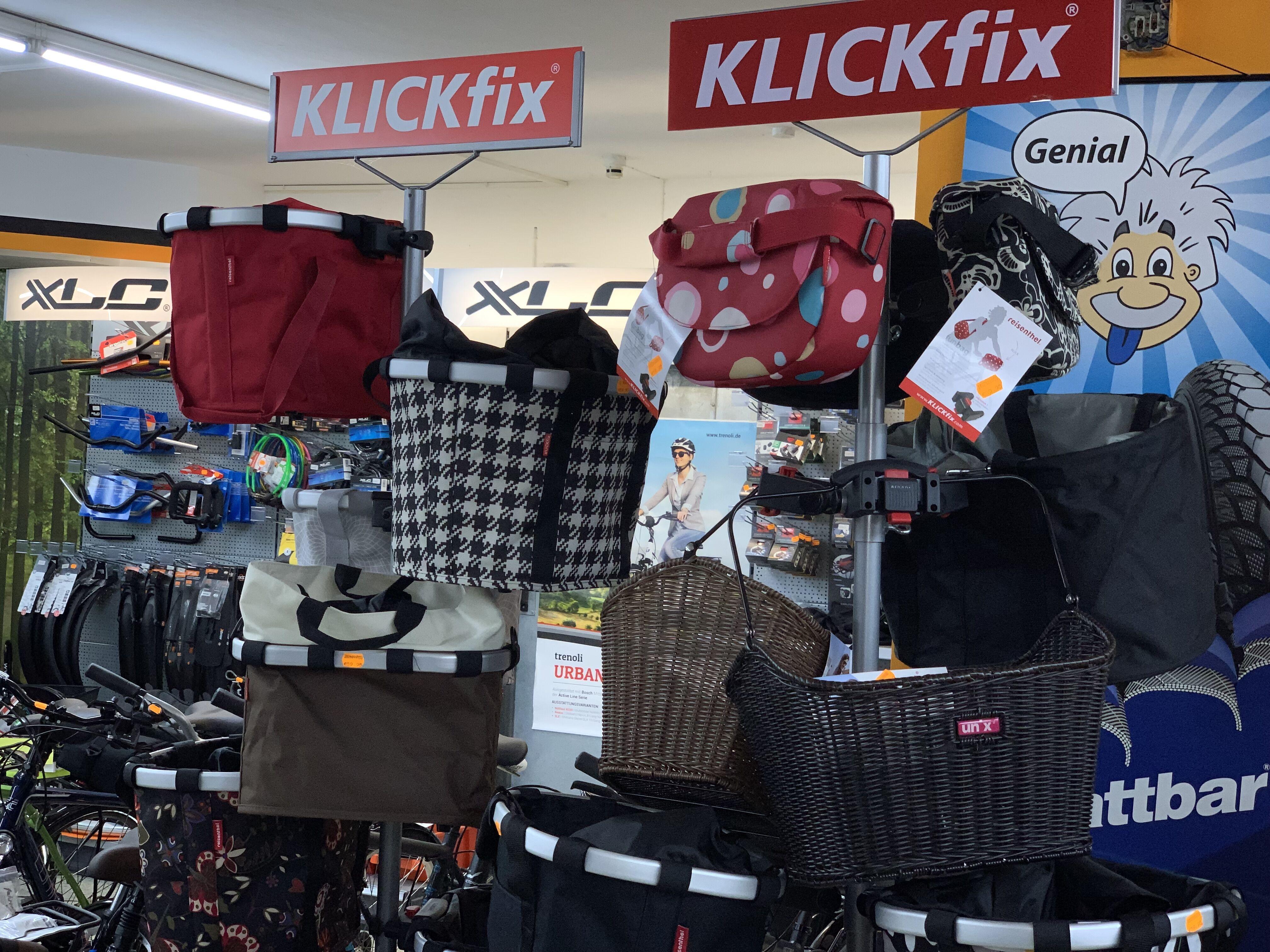 klickfix fahrradtaschen und k rbe fahrrad warti. Black Bedroom Furniture Sets. Home Design Ideas